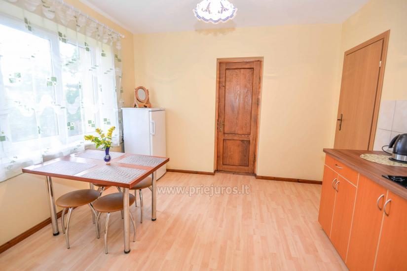 Domki i pokoje w gospodarstwie Senasis Azuolas w Sventoji - 8