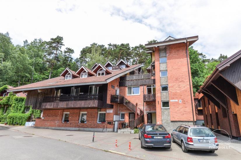 Pokoje, mieszkania w Juodkrante Pas Birute - 2