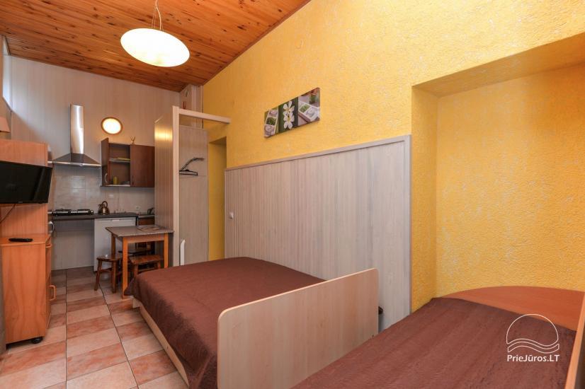 Pokoje, mieszkania w Juodkrante Pas Birute - 7