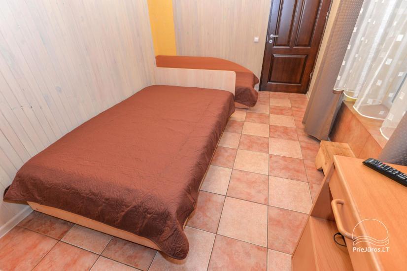 Pokoje, mieszkania w Juodkrante Pas Birute - 8