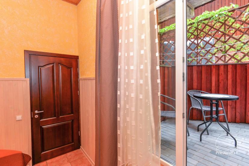 Pokoje, mieszkania w Juodkrante Pas Birute - 9