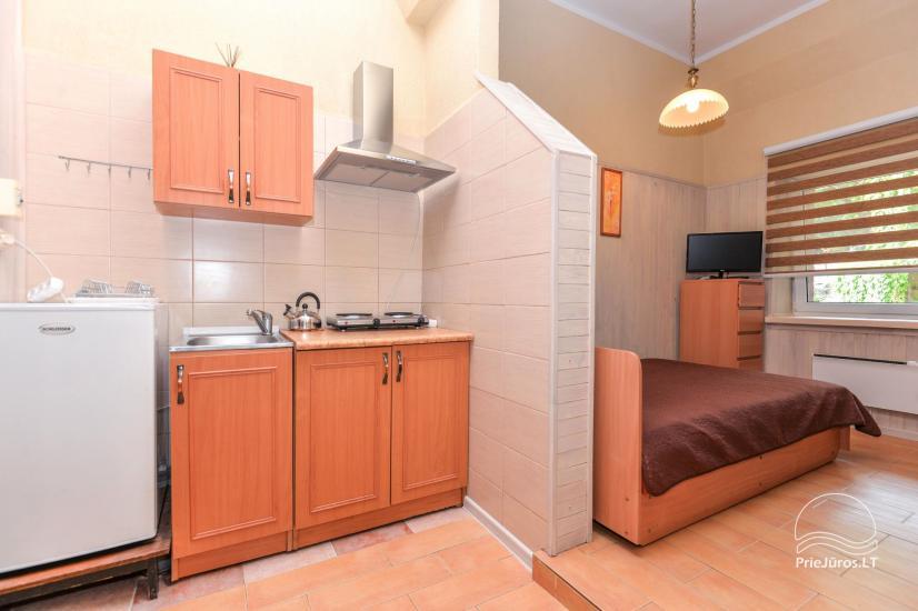 Pokoje, mieszkania w Juodkrante Pas Birute - 11
