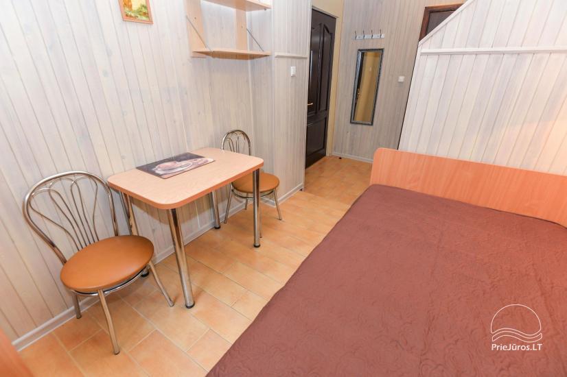 Pokoje, mieszkania w Juodkrante Pas Birute - 13