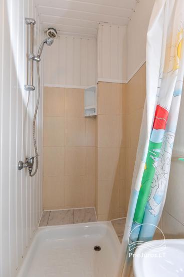 Pokoje, mieszkania w Juodkrante Pas Birute - 15