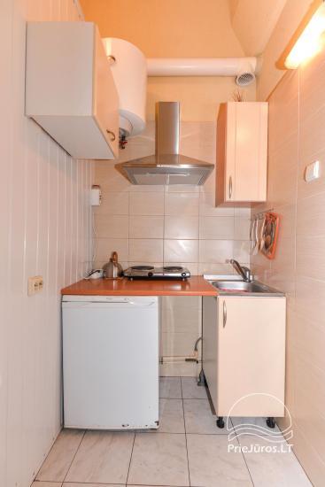 Pokoje, mieszkania w Juodkrante Pas Birute - 17