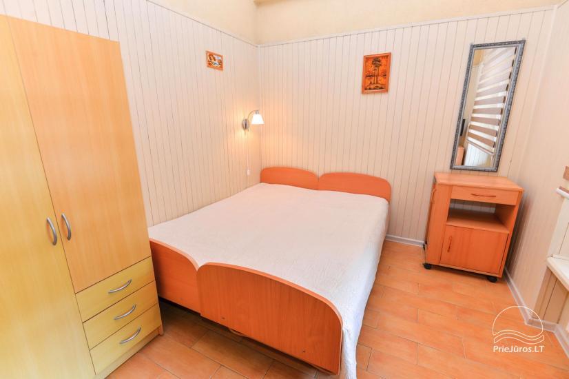 Pokoje, mieszkania w Juodkrante Pas Birute - 18