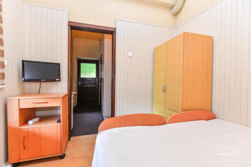 Pokoje, mieszkania w Juodkrante Pas Birute - 19