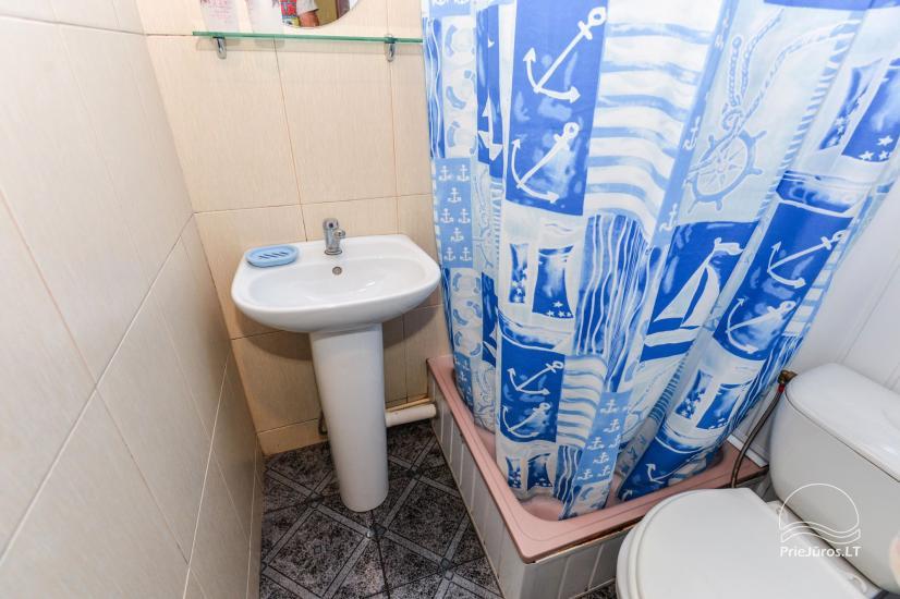 Pokoje, mieszkania w Juodkrante Pas Birute - 20