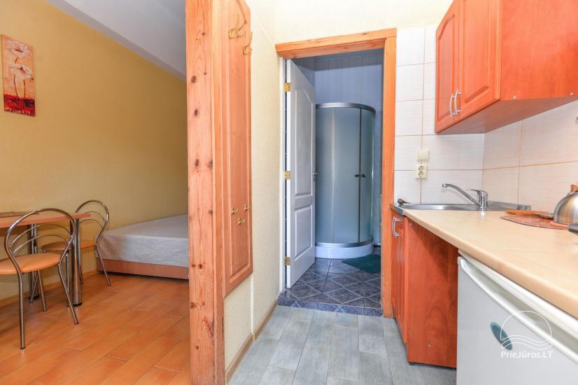 Pokoje, mieszkania w Juodkrante Pas Birute - 22