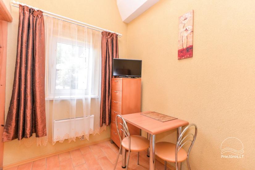 Pokoje, mieszkania w Juodkrante Pas Birute - 25