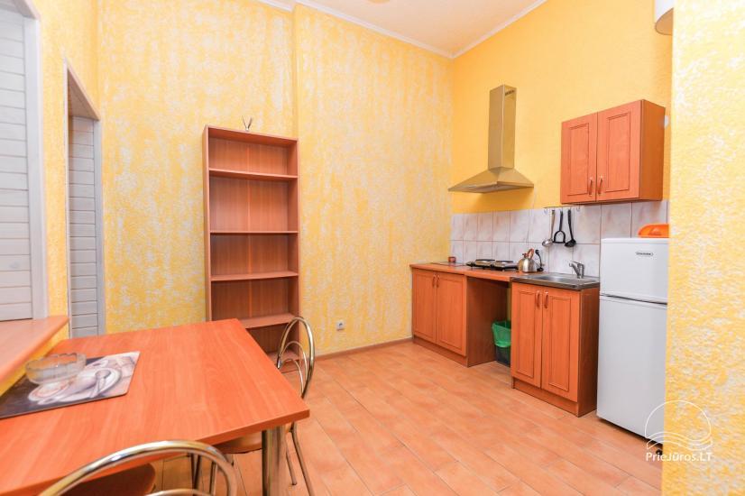 Pokoje, mieszkania w Juodkrante Pas Birute - 27