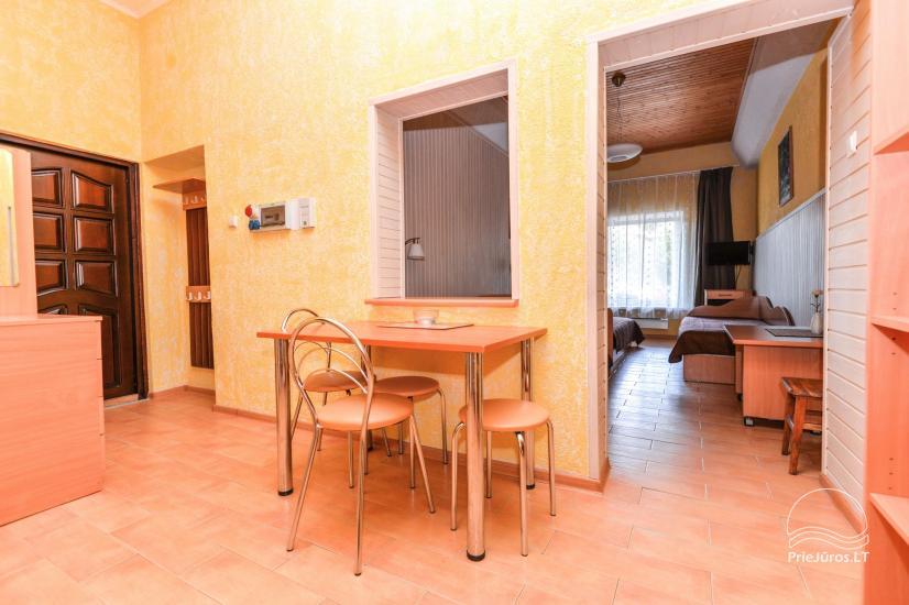 Pokoje, mieszkania w Juodkrante Pas Birute - 28