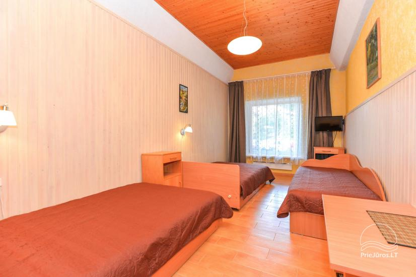 Pokoje, mieszkania w Juodkrante Pas Birute - 29