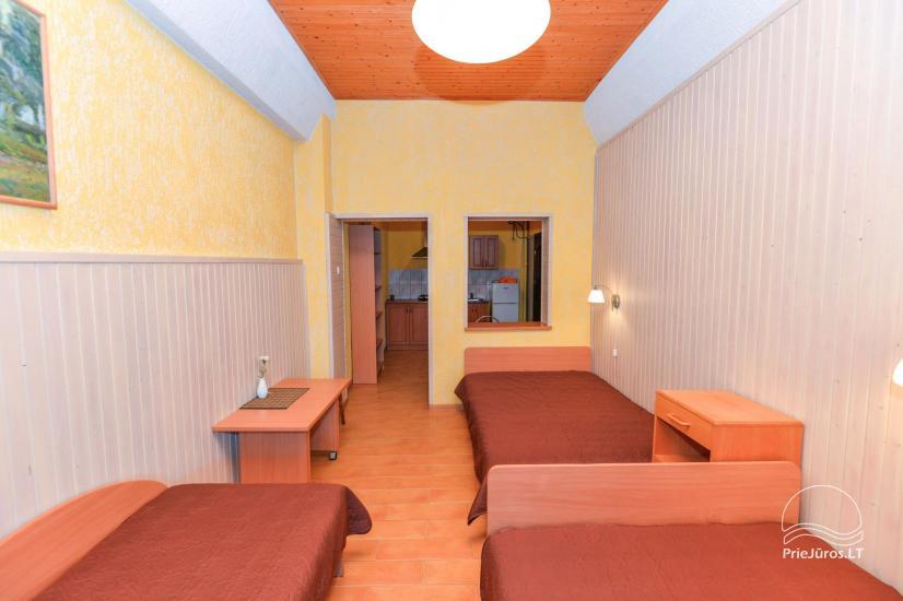 Pokoje, mieszkania w Juodkrante Pas Birute - 30