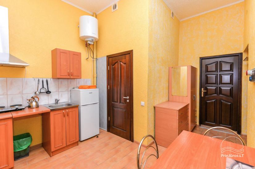 Pokoje, mieszkania w Juodkrante Pas Birute - 31