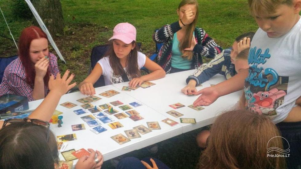 Obóz letni angielski dla dzieci 6-17 lat Narnia-2020 English OUTDOORS - 11