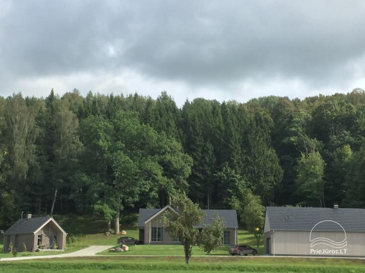 Pensjonat Utriai w rezerwacie w pobliżu Kłajpedy - 15