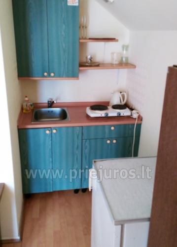 Dwuosobowe, trzyosobowe, czteroosobowe pokoje do wynajęcia w Pervalka, Mierzeja Kurońska - 5