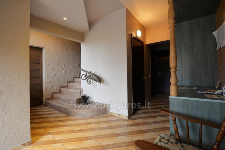 Wspaniały odpoczynek w Połądze, dom gościnny-osiedle 7 sakalai - 29