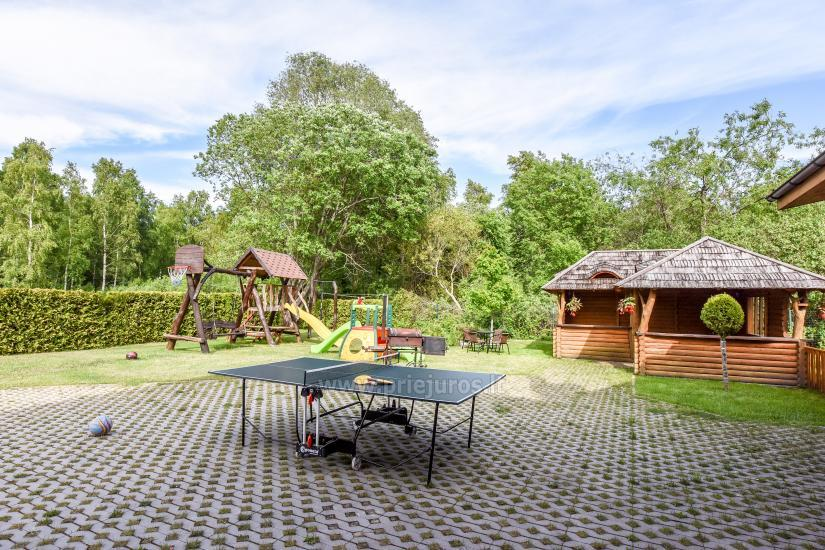 Wspaniały odpoczynek w Połądze, dom gościnny-osiedle 7 sakalai - 5