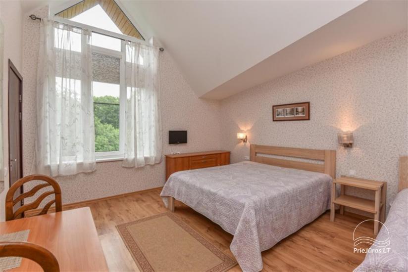 Wspaniały odpoczynek w Połądze, dom gościnny-osiedle 7 sakalai - 17