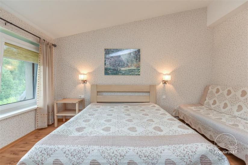 Wspaniały odpoczynek w Połądze, dom gościnny-osiedle 7 sakalai - 19