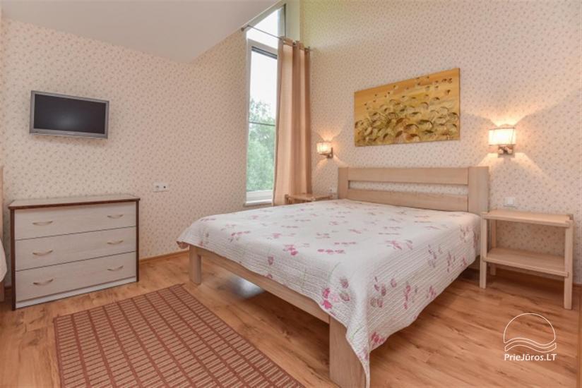 Wspaniały odpoczynek w Połądze, dom gościnny-osiedle 7 sakalai - 20
