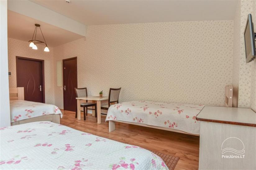 Wspaniały odpoczynek w Połądze, dom gościnny-osiedle 7 sakalai - 21