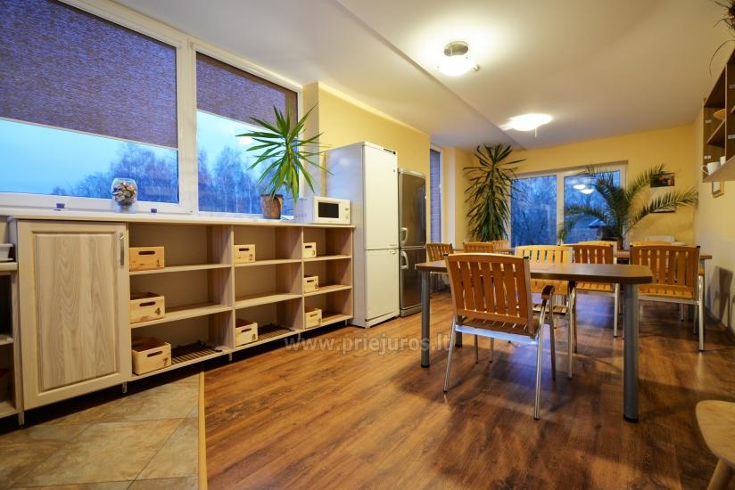 Wspaniały odpoczynek w Połądze, dom gościnny-osiedle 7 sakalai - 31