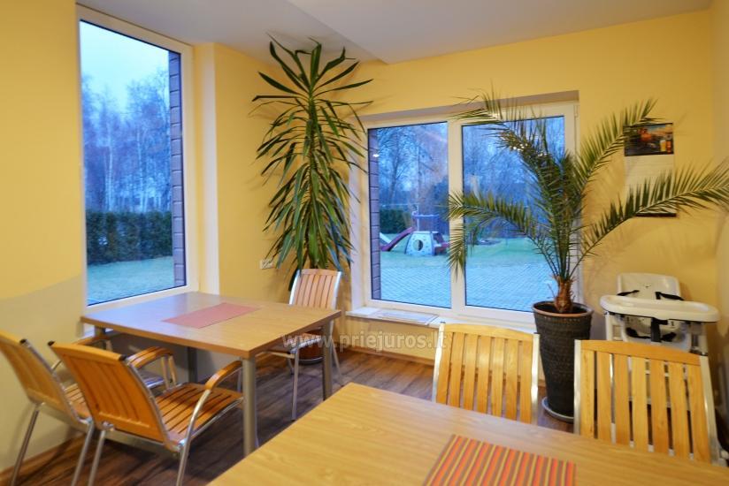 Wspaniały odpoczynek w Połądze, dom gościnny-osiedle 7 sakalai - 32