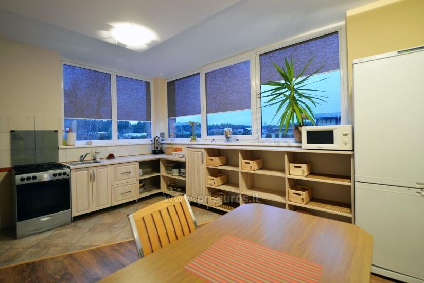 Wspaniały odpoczynek w Połądze, dom gościnny-osiedle 7 sakalai - 33