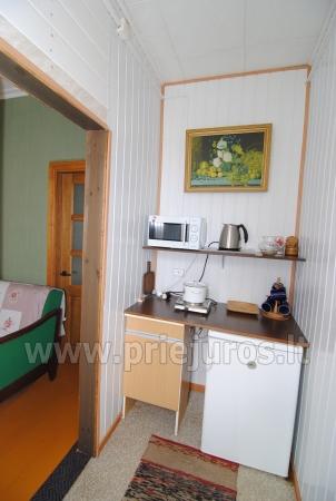 Villa Neris - pokoje z osobnymi wejściami, tarasami. Do morza 300 metrów! - 6