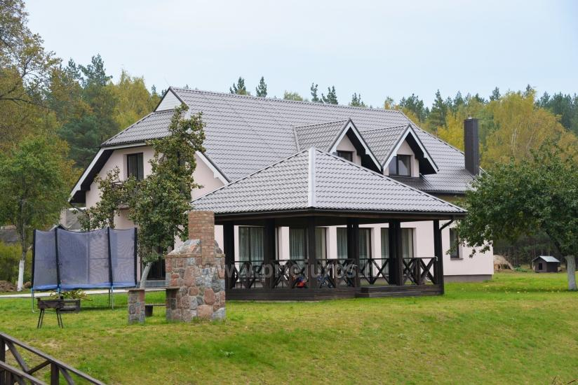 Sauna do wynajęcia w okolicy Kłajpeda - 1