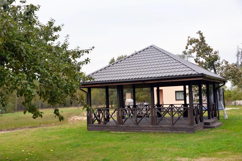 Sauna do wynajęcia w okolicy Kłajpeda - 5