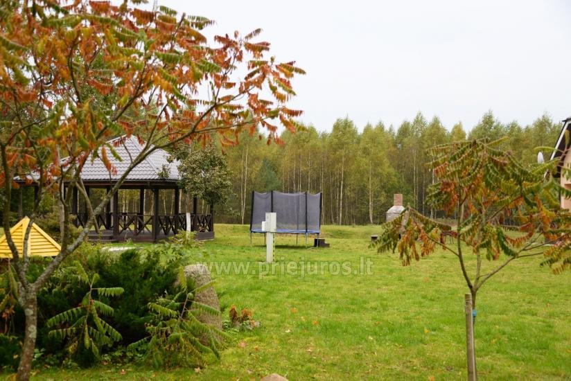 Sauna do wynajęcia w okolicy Kłajpeda - 9