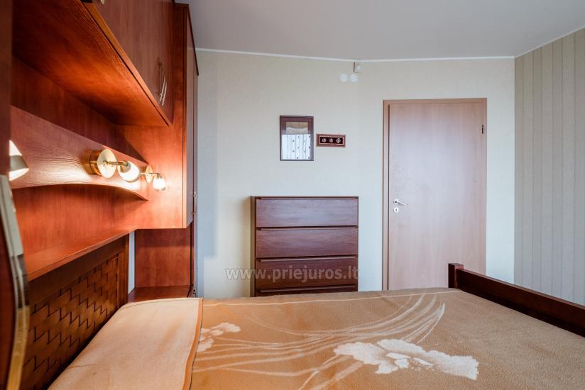 Od 20 EUR! Mieszkanie w Połądze, w pobliżu parku i sanatorium - 6