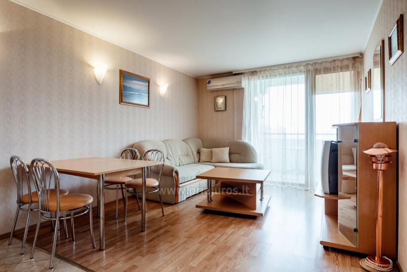 Od 20 EUR! Mieszkanie w Połądze, w pobliżu parku i sanatorium - 1