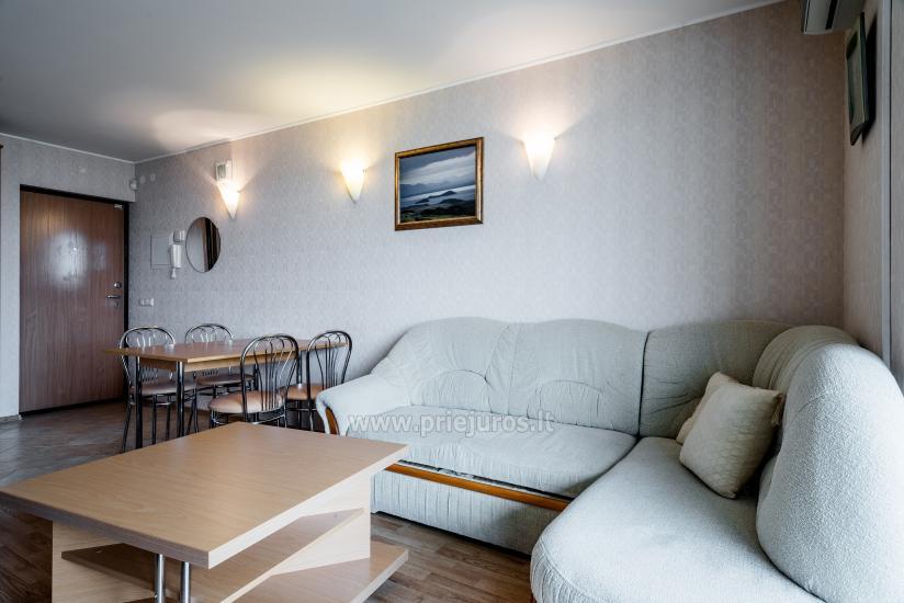 Od 20 EUR! Mieszkanie w Połądze, w pobliżu parku i sanatorium - 3