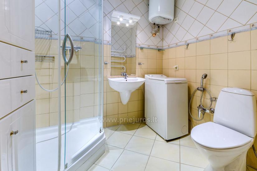 Od 20 EUR! Mieszkanie w Połądze, w pobliżu parku i sanatorium - 7