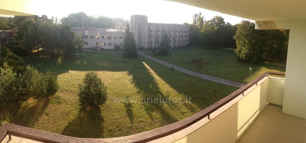Od 20 EUR! Mieszkanie w Połądze, w pobliżu parku i sanatorium - 8