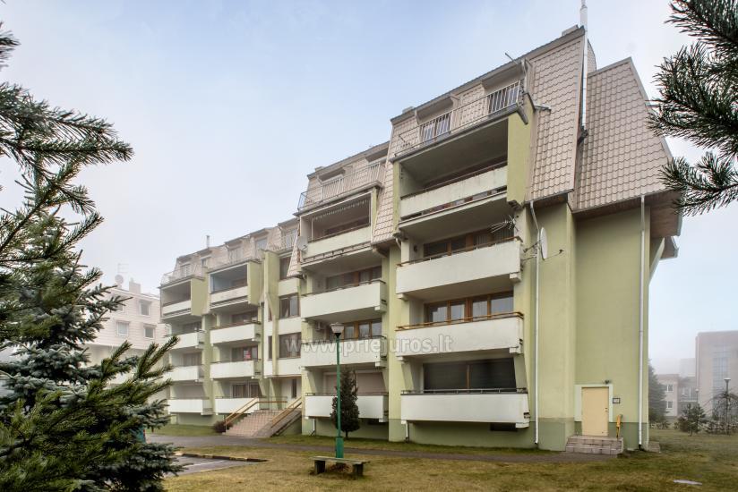 Od 20 EUR! Mieszkanie w Połądze, w pobliżu parku i sanatorium - 9