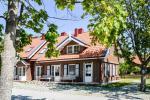 """Dom wakacyjny na Litwie na Mierzei Kuronskiej w Preila """"Preilos Vetra 2"""""""