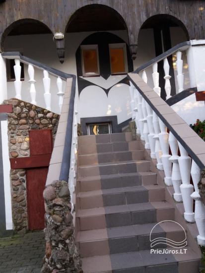 Sala bankietowa, sauna, pokoje do wynajęcia blisko morza Bałtyckiego - 2