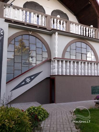 Sala bankietowa, sauna, pokoje do wynajęcia blisko morza Bałtyckiego - 1