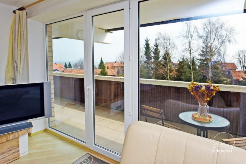 Trzy-pokojowe mieszkanie z widokiem na lagunę w Mierzei Kurońskiej, Litwie - 1