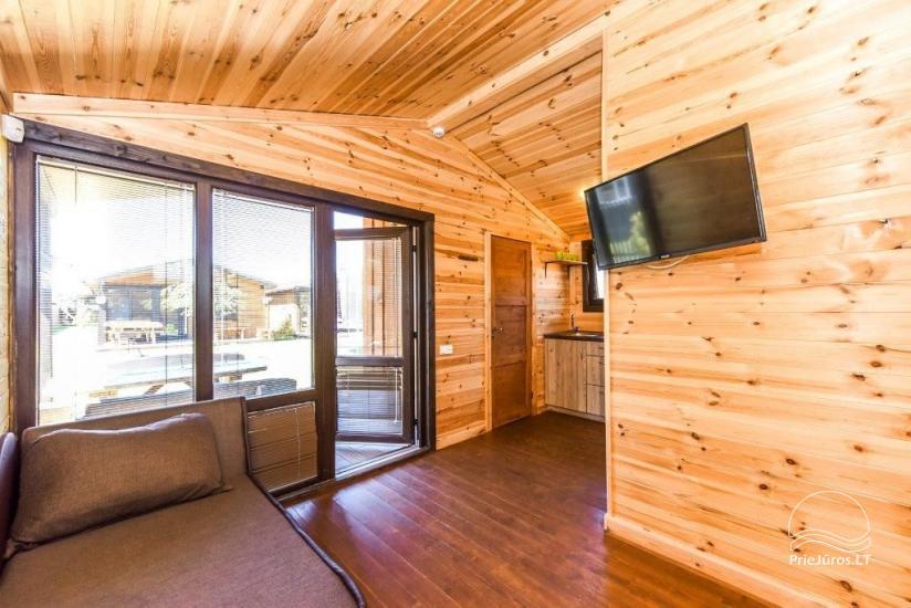 Domy wakacyjne na odpoczynek w Sventoji - 10