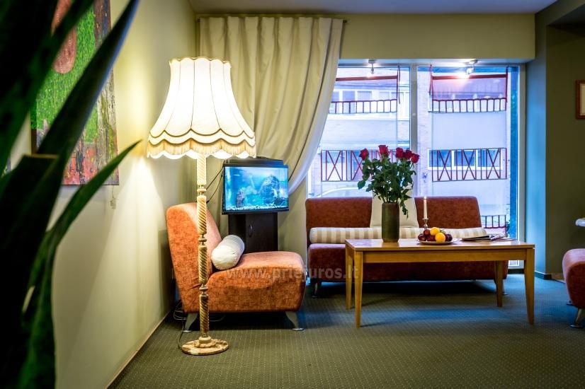 Hotel w Kłajpedzie Aribe, w pobliżu Morza Bałtyckiego, na Litwie - 6
