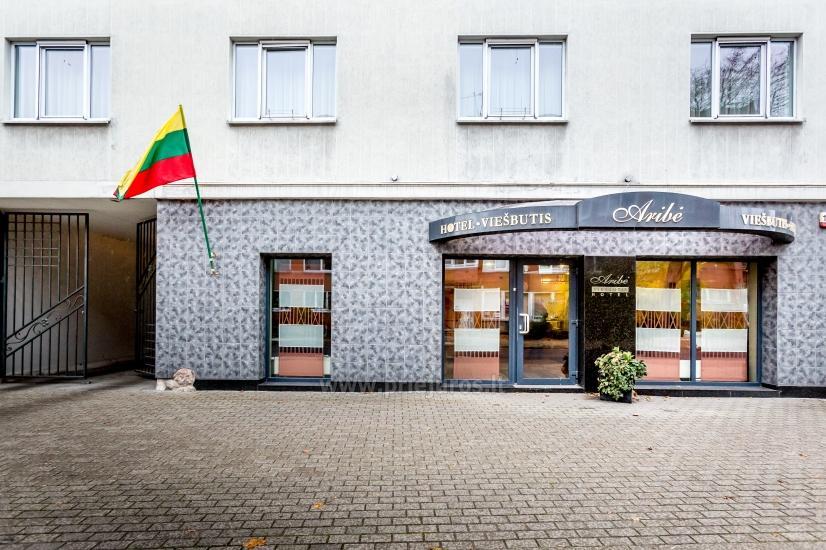 Hotel w Kłajpedzie Aribe, w pobliżu Morza Bałtyckiego, na Litwie - 2