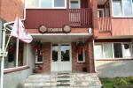 Reszta dom Tomkova w Sventoji