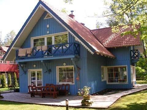 Apartament w miejscowości Preila, na Mierzei Kurońskiej, w pobliżu Morza Bałtyckiego - 1